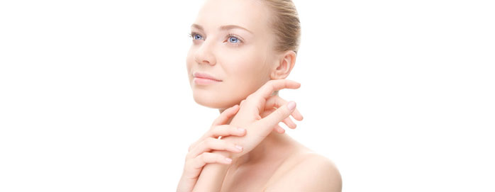 Mesotherapy woman
