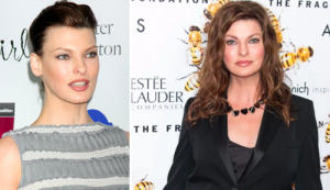 Linda Evangelista before and after cosmetic surgery