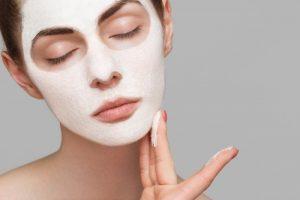 diy beauty treatments - a facemask